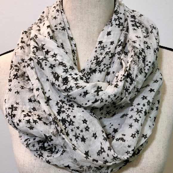 American Eagle Outfitters Accessories - AE Star Infinity Scarf